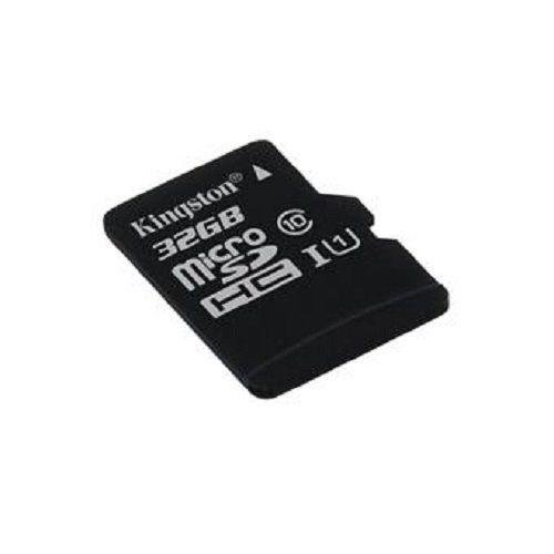 Paměťová karta Kingston microSDHC Class 10 32GB, UHS-I U1 45R/10W