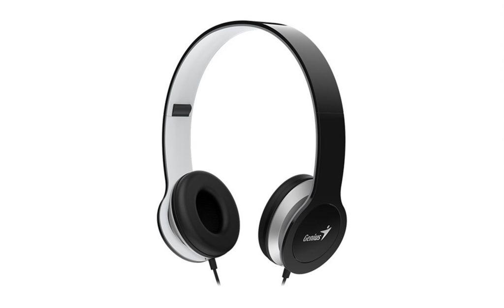 Sluchátka Genius HS-M430 s mikrofonem, black