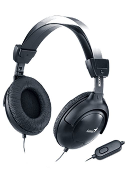 Sluchátka Genius HS-M505X s mikrofonem