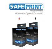 Inkoust Safeprint CH563EE+CH564EE (No.301XL) MultiPack kompatibilní pro HP | Black+Color | 1x14ml+1x13ml