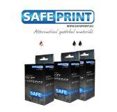 Inkoust Safeprint C9351AE+C9352AE (No.21XL+No.22XL) MultiPack Plus kompatibilní pro HP | 2xBlack+1xColor | 2x21ml+1x21ml