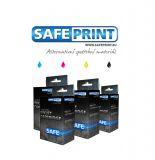Inkoust Safeprint CZ109AE+CZ110AE+CZ111AE+CZ112AE (No.655) MultiPack kompatibilní pro HP | BK+CMY | 1x30ml+3x18ml