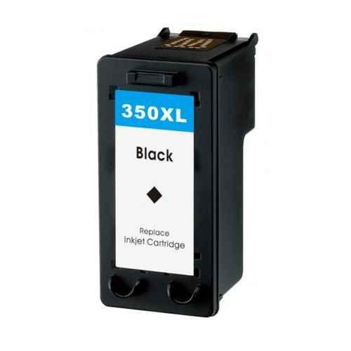 Inkoust CB336EE (No.350 XL) kompatibilní černý pro HP (26ml)