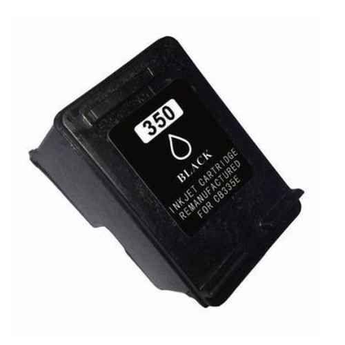 Inkoust CB335EE (No.350) kompatibilní černý pro HP (19ml)