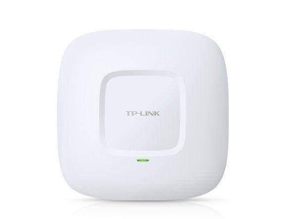 WiFi router TP-Link EAP225 stropní AP/client/bridge/repeater, 1x Gigabit WAN, 2,4 a 5 GHz, AC1200