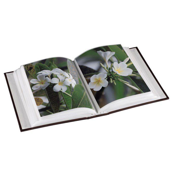 Fotoalbum Hama BIRMINGHAM 13x18/100, burgund, zasouvací