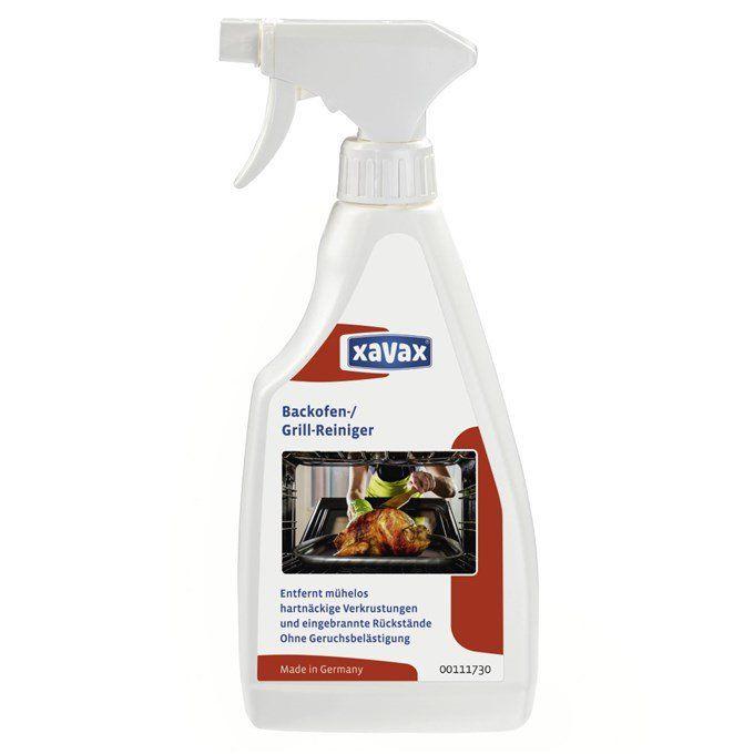 Čisticí prostředek XAVAX pro trouby na pečení/grily 500 ml