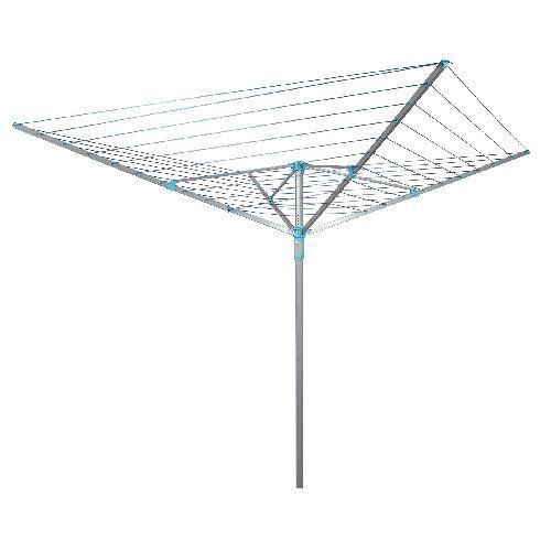 Sušák rozkládací zahradní PH+Al 60m 191x191x200cm, nosn.40kg