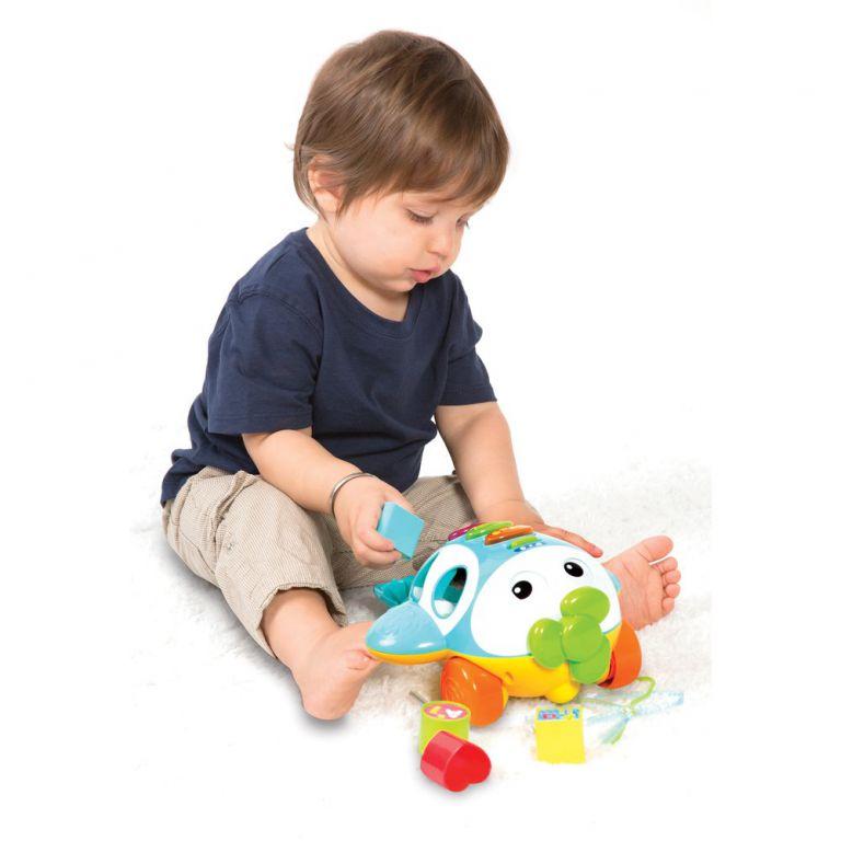 Hračka Buddy toys BBT 3510 letadlo vkládačka