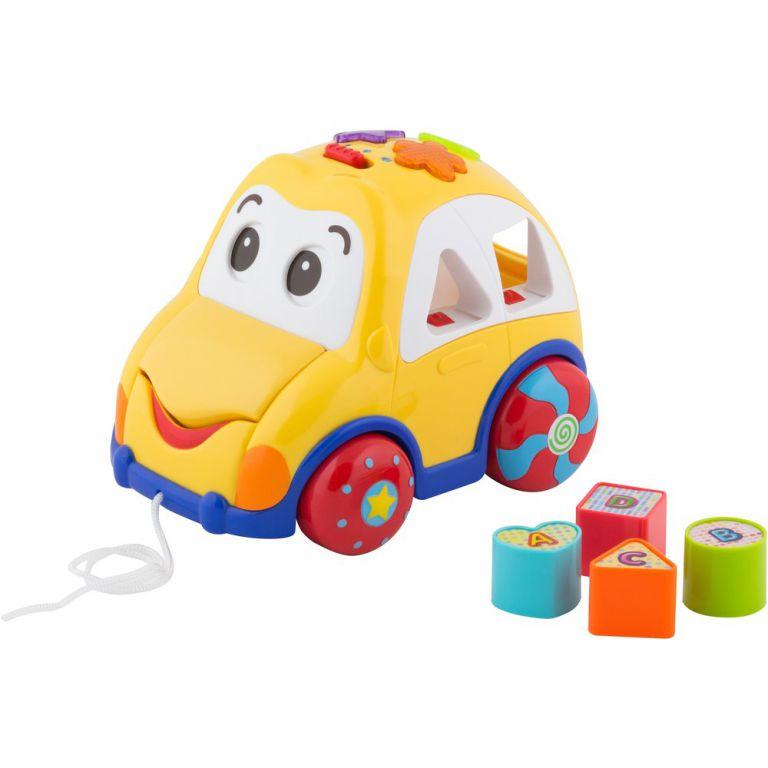 Buddy toys hračka auto vkládačka
