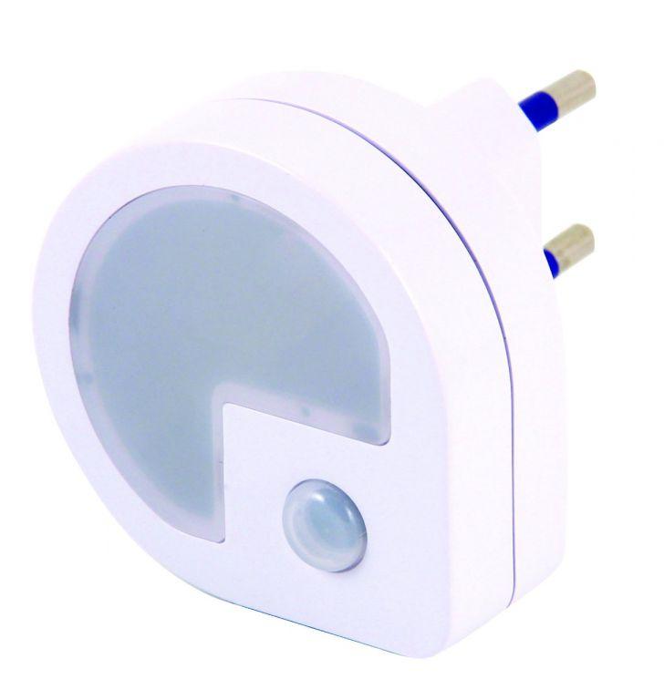 LED lampička Velamp IL27 orientační noční lampička s PIR