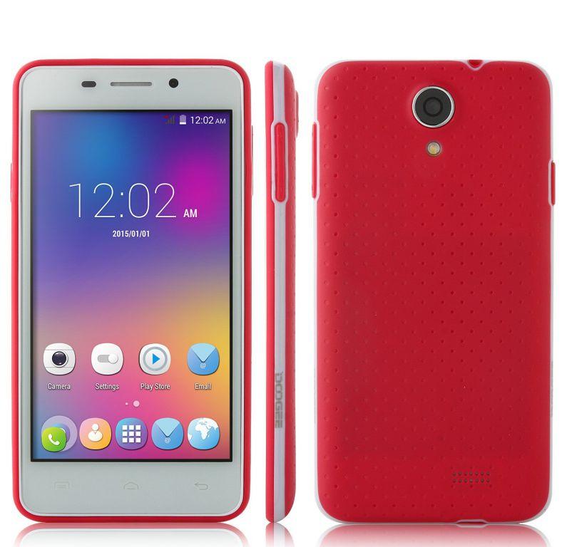 Mobilní telefon DOOGEE LEO DG280 Red (rozbaleno)