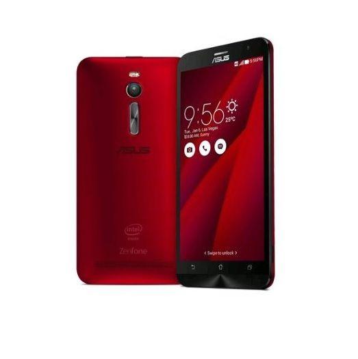Mobilní telefon Asus Zenfone 2 (ZE551ML) Dual SIM 16GB Red - BAZAR
