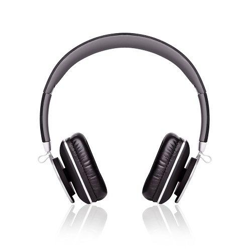 Sluchátka VEHO 360 Z-8 hliníková, odnímatelný kabel, skládací, stříbrná/černá