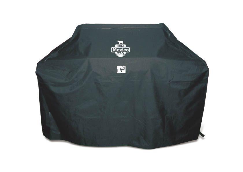 Zakrývací plachta - Obal na gril G21 Mexico BBQ (63903063)