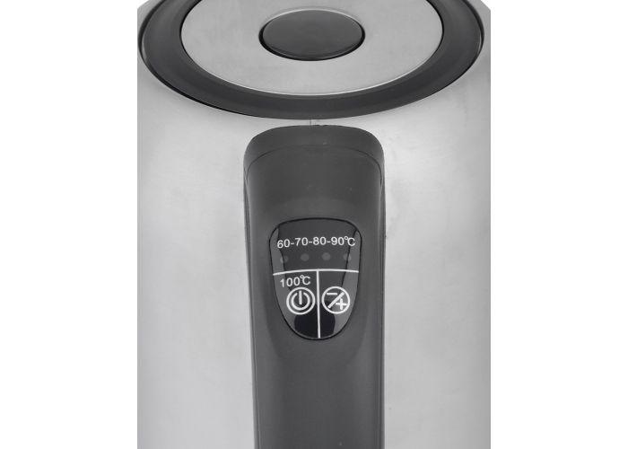 Rychlovarná konvice G21 Neo s termoregulací Stainless Steel
