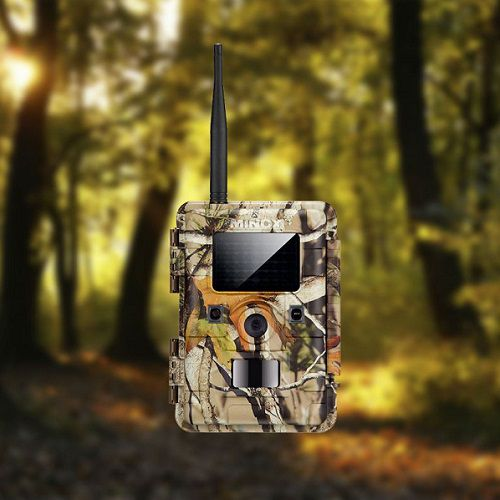 Fotopast MINOX  DTC 1100, technologie 4G, camouflage