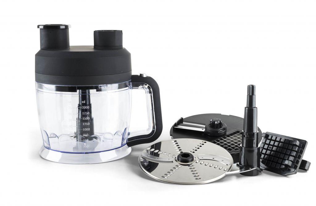 Mixér G21 VitalStick Pro s Food procesorem, White