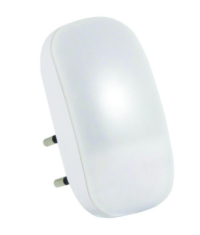 LED lampička Velamp IL23LED orientační noční lampička , soumrakové čidlo