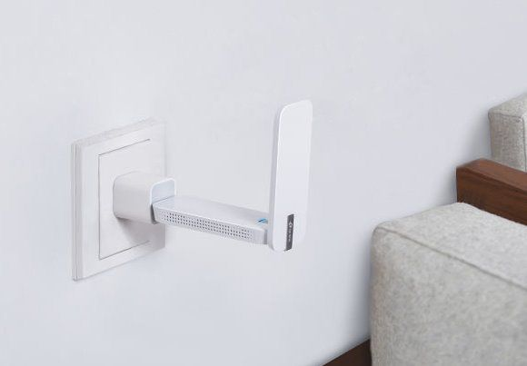 WiFi router TP-Link TL-WA820RE Extender/AP - 300 Mbps