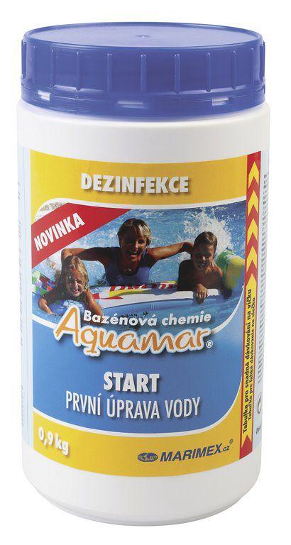 Bazénová chemie Marimex AQuaMar Start 0,9 kg