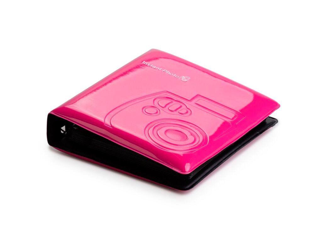 Album Fujifilm pro Instax mini pink