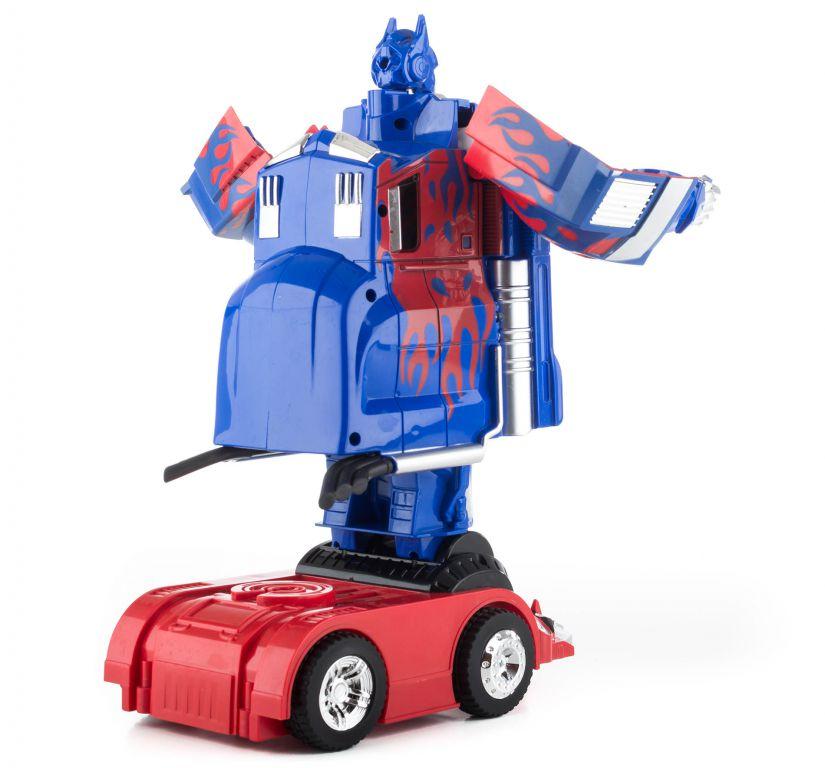 Hračka - robot Blue Knight