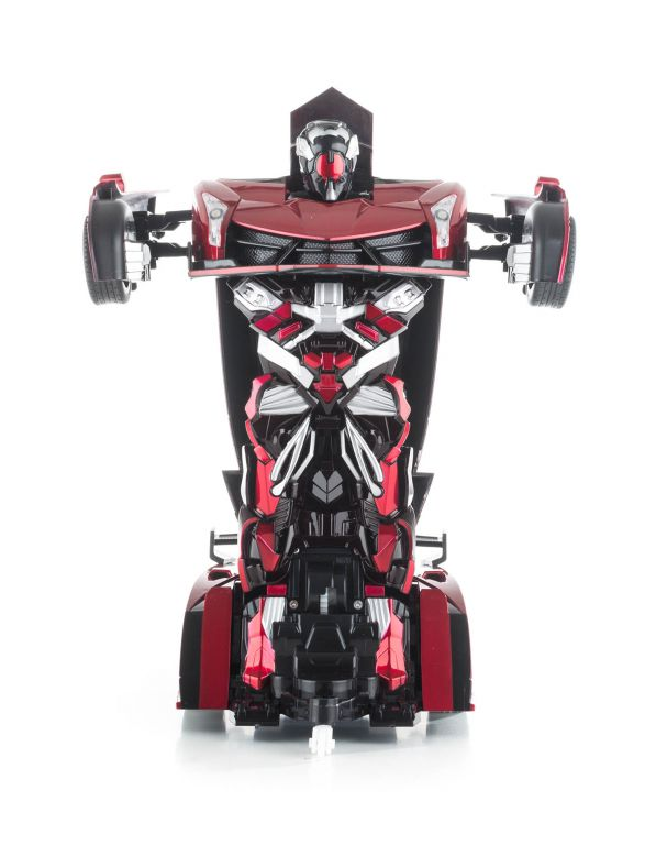 Hračka-robot Red Warrior
