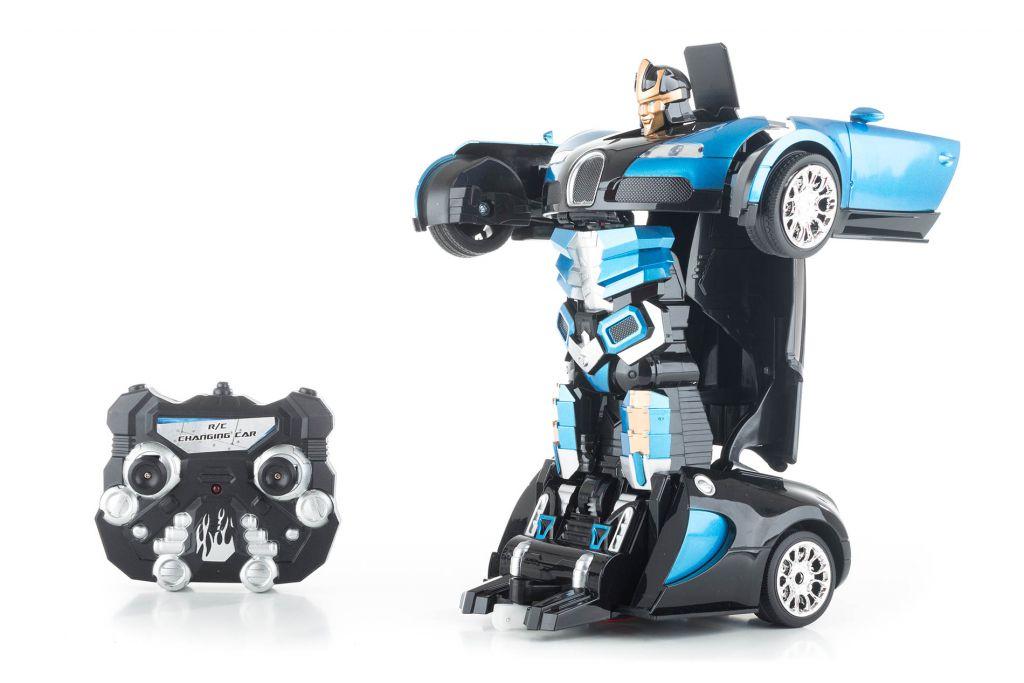 Hračka-robot Blue Stranger