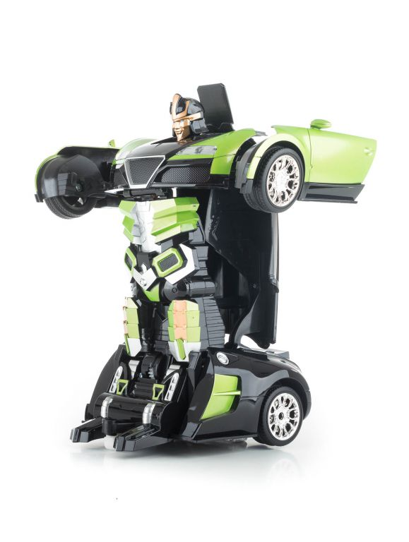 Hračka- robot Green King