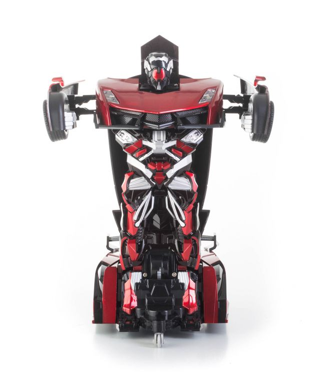 Hračka robot Red Fighter