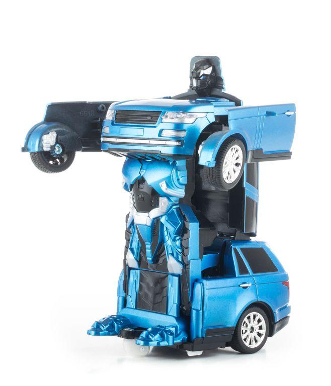 Hračka robot Blue Vader