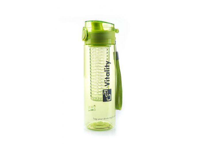 G21 51498 Láhev na smoothie/juice, 650 ml, zelená