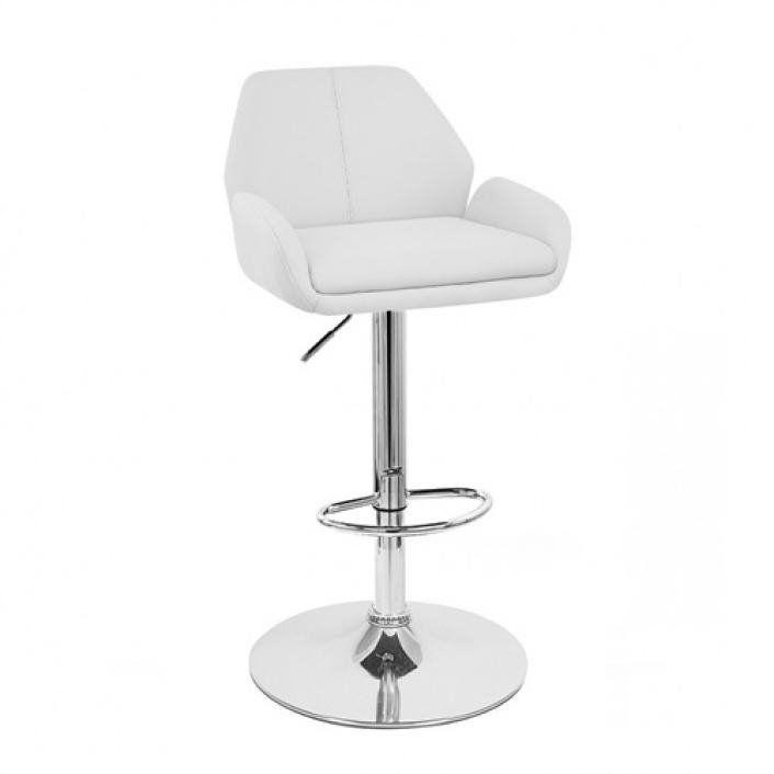 Barová židle Hawaj CL-3335-2 bílá
