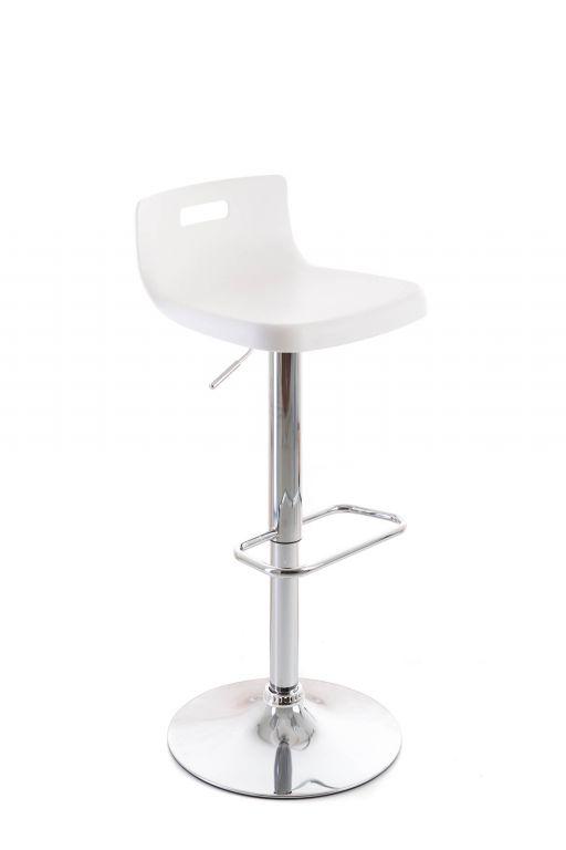 Barová židle G21 Teasa bílá