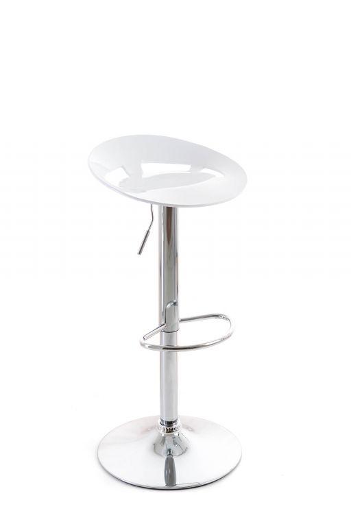 G21 Teara 51543 Barová židle bílá