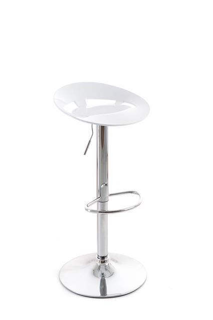 Barová židle G21 Teara bílá