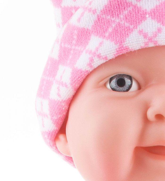 Panenka G21 Jasmina 35 cm, růžové doplňky