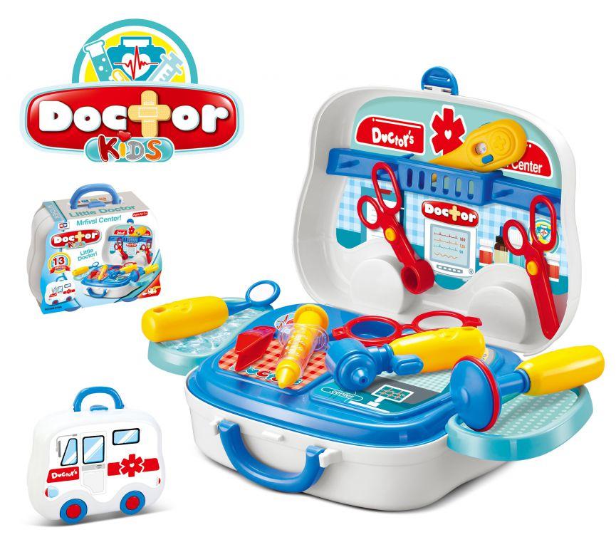 Hračka G21 Dětský kufřík doktor