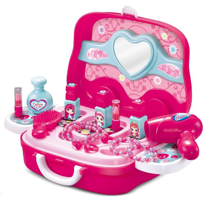 Hračka G21 Dětský kufřík s kosmetikou