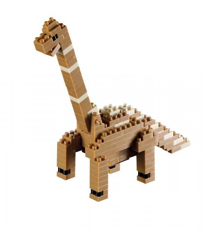 Stavebnice Brixies Brachiosaurus