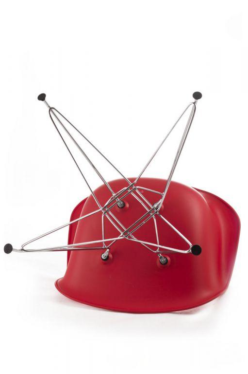 Designová židle G21 Decore Red