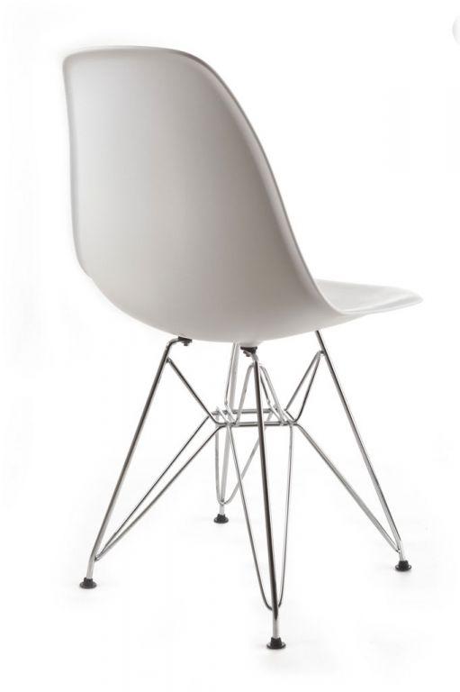 Designová židle G21 Teaser White