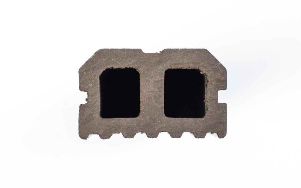 Nosník terasových prken G21 5*3*300cm, mat. WPC
