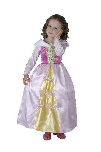 Karnevalový kostým Princezna 92 - 104cm