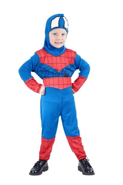 Karnevalový kostým Spiderman 130 - 140cm