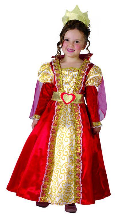Karnevalový kostým Královna 92 - 104cm