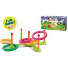 Hrací set G21 Kroužky na házení se stojánkem