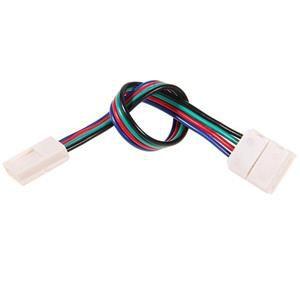 Konektor TLE pro RGB pásek 10mm - oboustranný