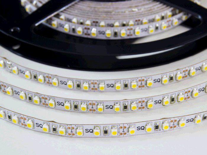 LED pásek TLE SMD 3528, 120LED/m, 5m, studená bílá, IP20, 12V